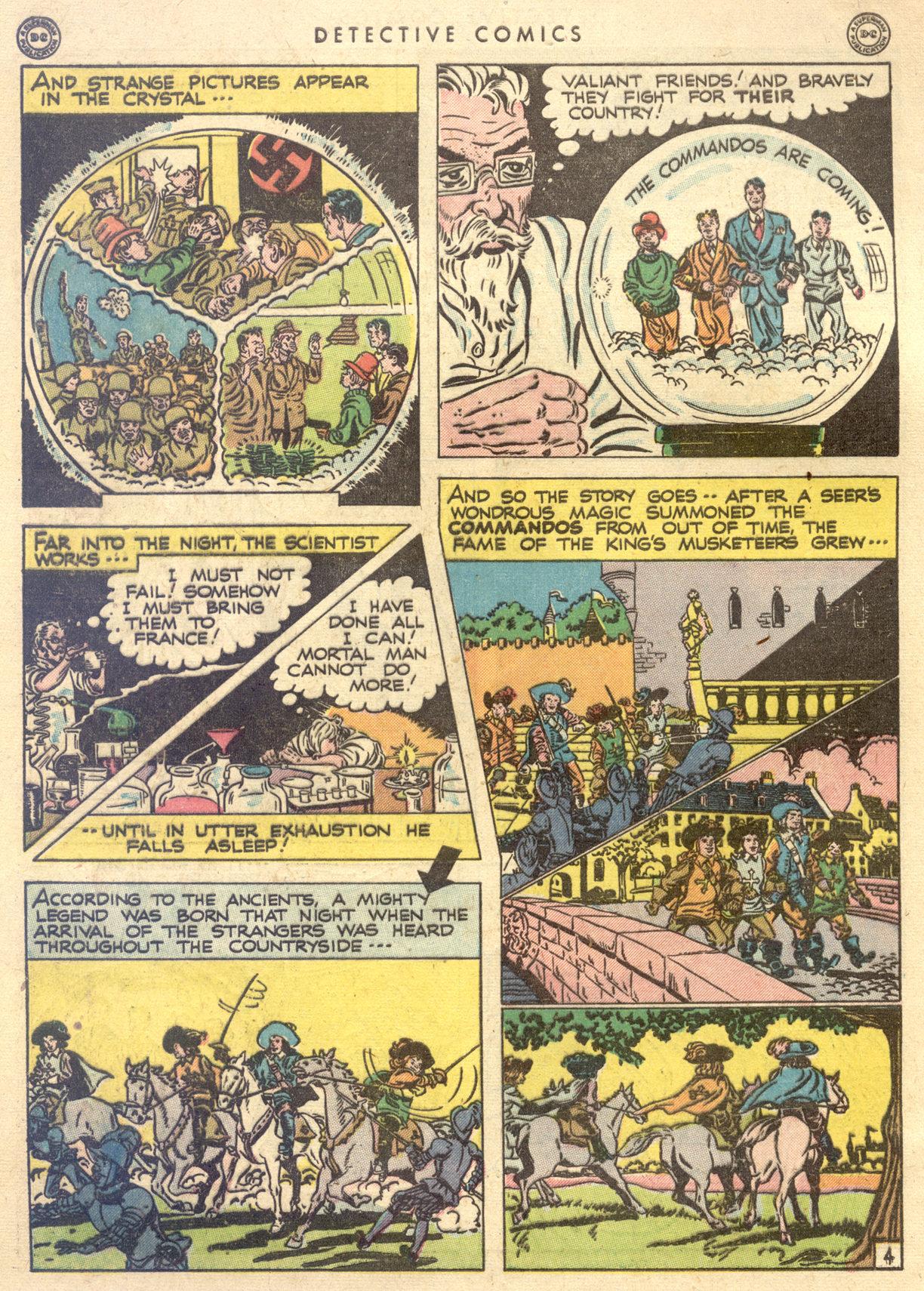Read online Detective Comics (1937) comic -  Issue #122 - 40