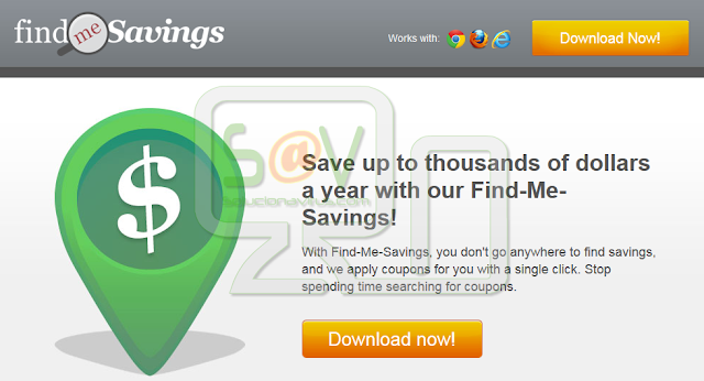 FindMeSavings (Adware)