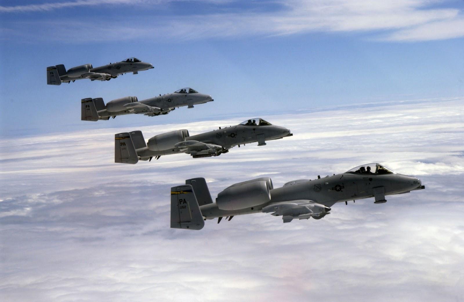 A 10 Warthog Global War Bird...