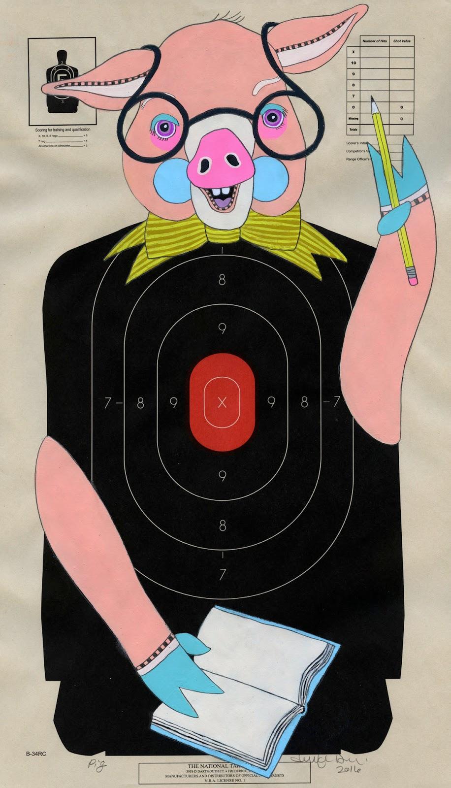 Benchrest shooting