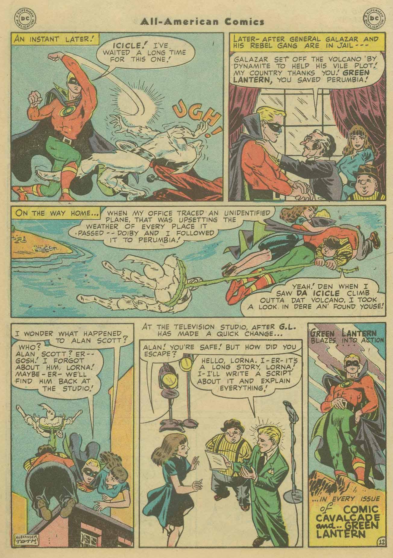 Read online All-American Comics (1939) comic -  Issue #92 - 14