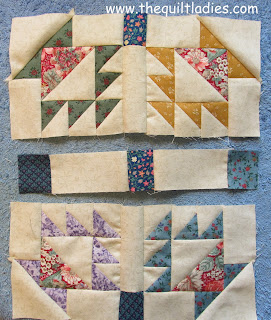 Quilted Basket Pattern Pattern Here to Share