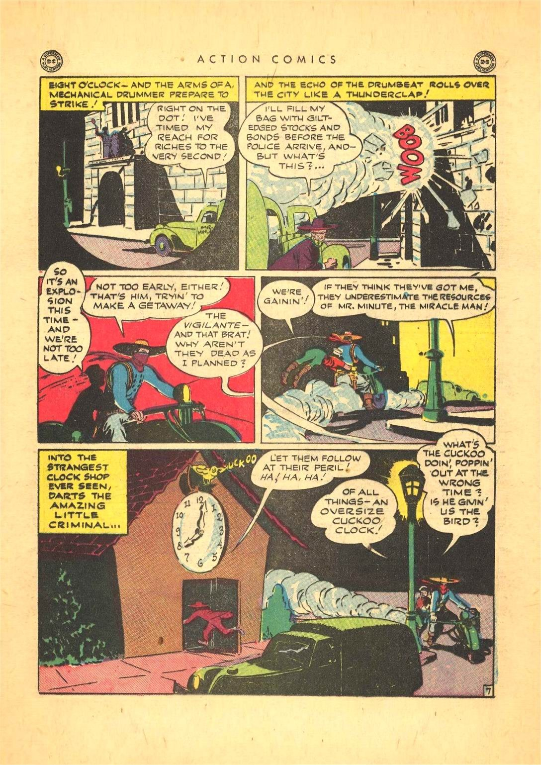 Read online Action Comics (1938) comic -  Issue #92 - 29