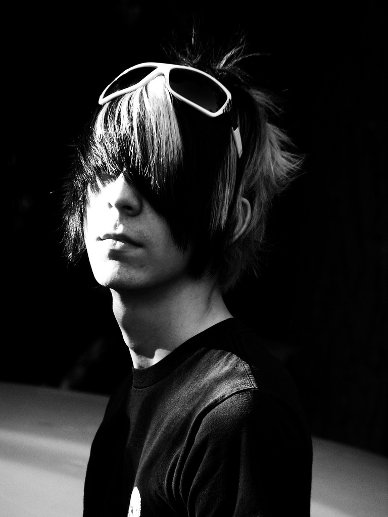 Hairstyles For Men Emo Hairstyles For Men Wear It Well