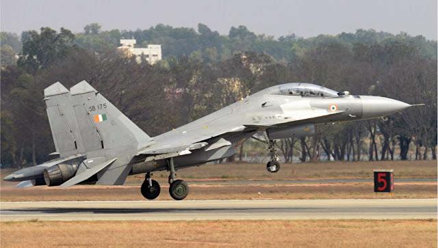 Angkatan Udara India berencana menambah otot Sukhoi dengan meteor