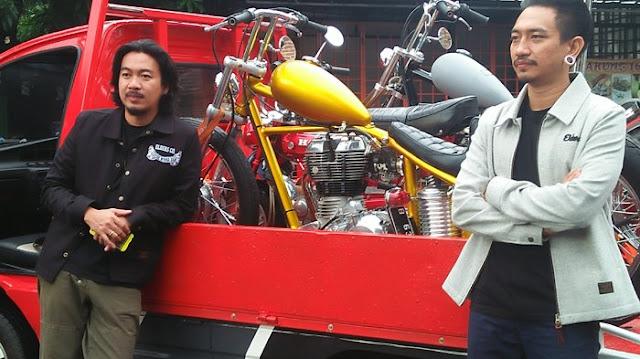 Cerita Jokowi yang Menolak Anaknya Ingin Pakai Motor 'Chopperland'