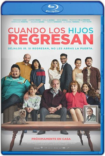 Cuando los hijos regresan (2017) HD 1080p y 720p Latino