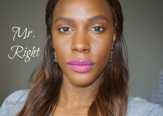 Lipstick Queen Mr. Right | bellanoirbeauty.com