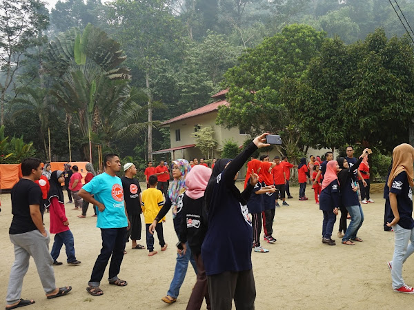 Family Day KelabBloggerBenAshaari -Cosmoderm 2015 Part 2
