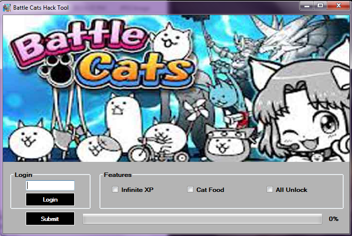 Full of Games: Battle Cats Infinite XP and Cat Food Hack 2013