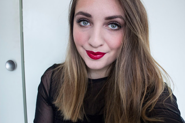 Monday Tutorial maquillage glamour