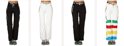 Pantalones en oferta para mujeres