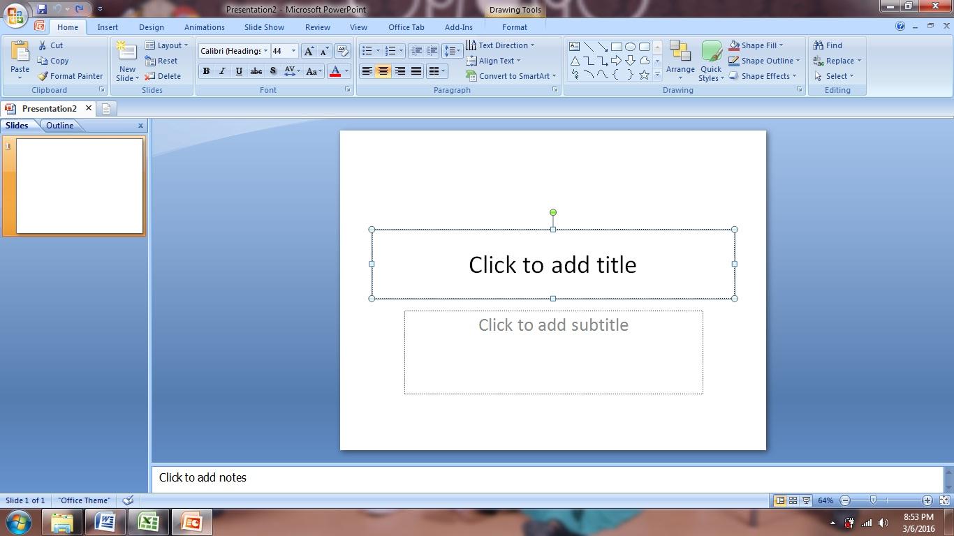mengatur, langkah, bagus, menarik, slide, presentasi, microsoft, powerpoint, cara, membuat