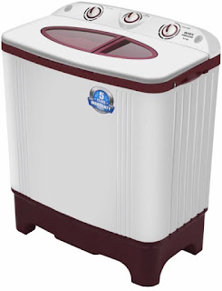Intex WMSA62RD 6.2 kg Semi Automatic Washing Machine 2