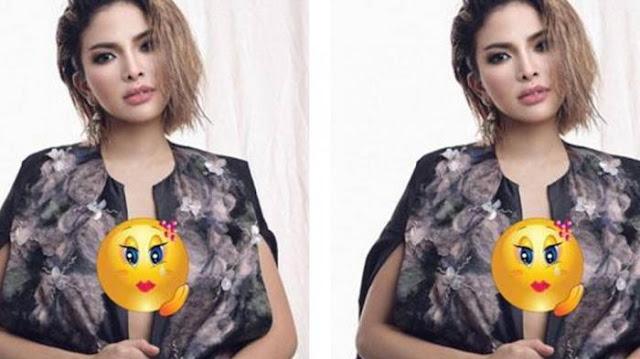 Video Nikita Mirzani Ngulek Sambel Tersebar, Netizen Malah Lihat Emoticon di Dadanya