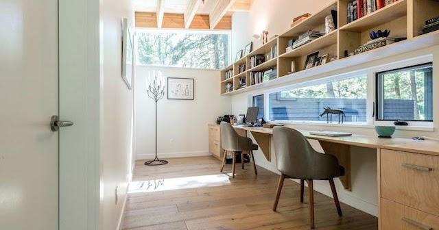 Una pizca de hogar 10 ideas para crear una peque a for Ideas despacho en casa