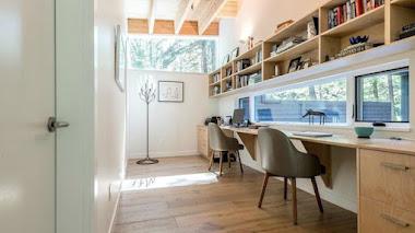 10 ideas para crear una pequeña oficina o despacho en casa