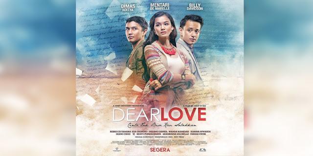 Sinopsis, detail dan nonton trailer Dear Love (2016)