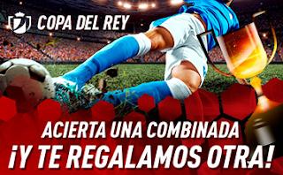 sportium promo Copa Rey 15-17 enero