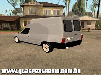 Fiat Fiorino 1999 para GTA San Andreas