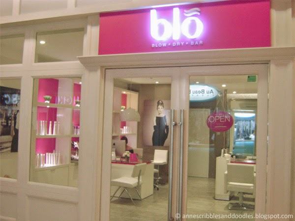 Blo Blow Dry Bar Manila
