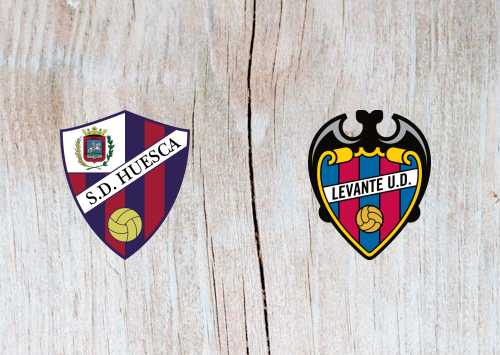 SD Huesca vs Levante - Highlights 24 November 2018
