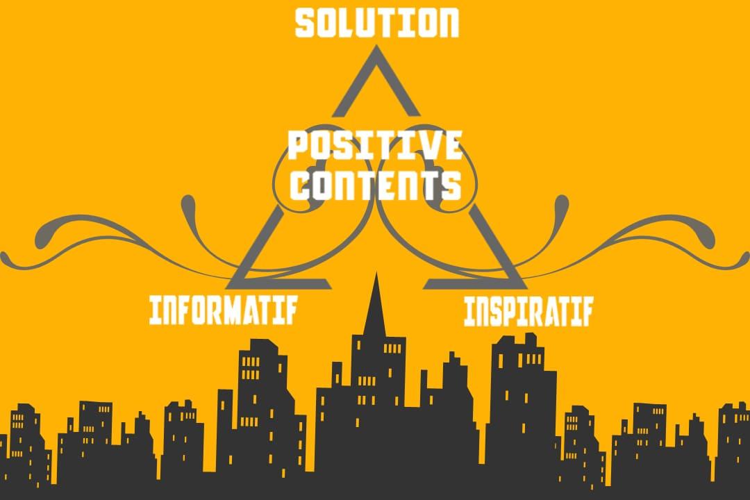 Tinggalkan Kisah Konten Negatif dan Marilah Ciptakan Konten Positif Untuk Selamanya