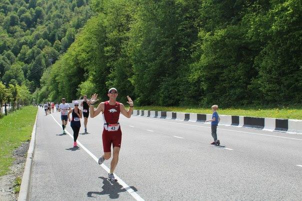 Фестиваль бега Rosa Run на Розе Хутор, Сочи, Красная поляна