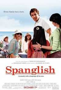 Spanglish (2004) Hindi Dubbed Download Dual Audio 300mb WEB-DL