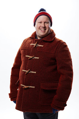 Matt Lucas in Doctor Who The Return of Doctor Mysterio