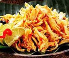 Resep masakan indonesia ayam pelalah spesial (istimewa) khas bali