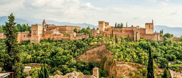 Alhambra de Granada y Derecho musulman