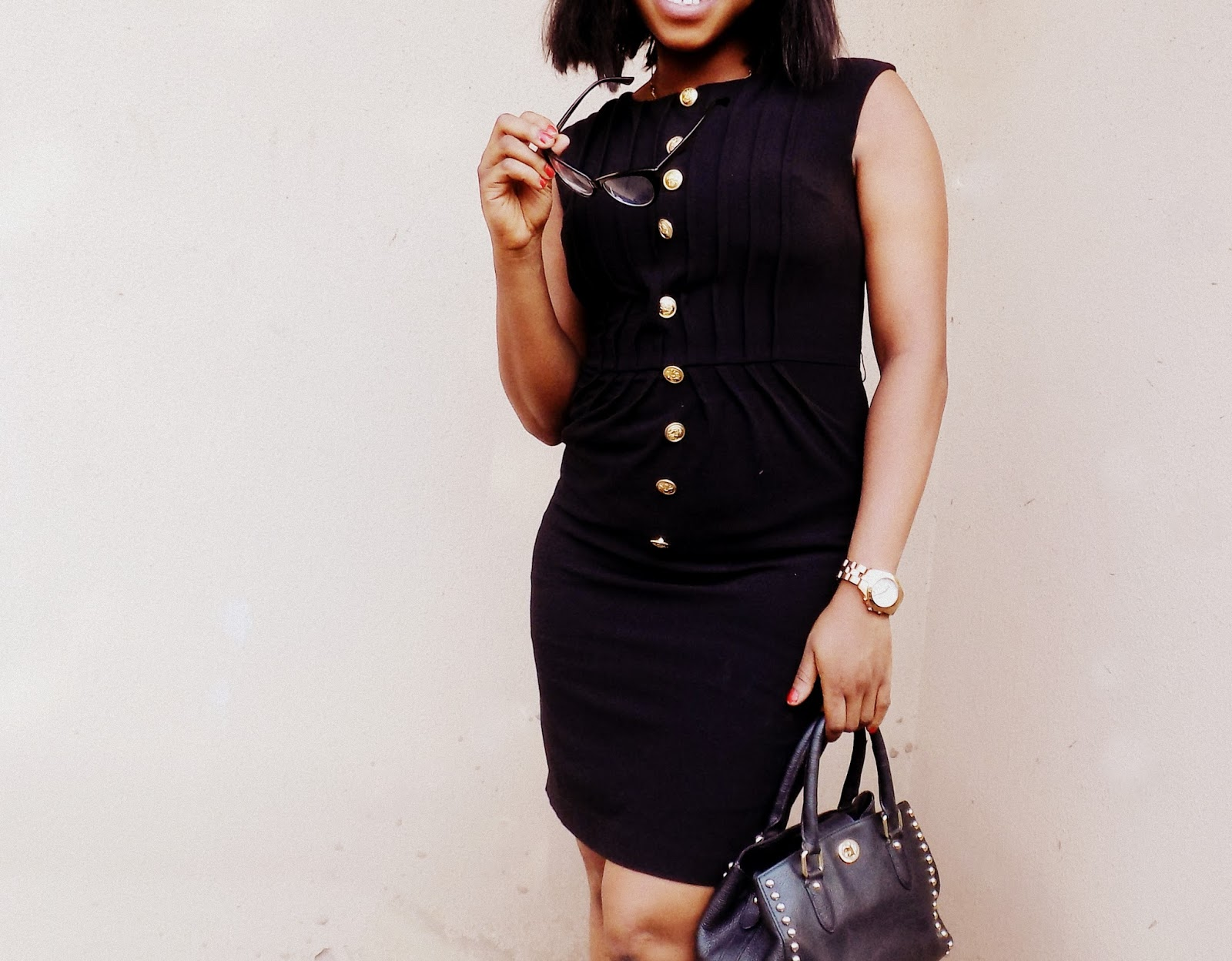 QUICK MILITARY INSPIRED DRESS DIY - Lagos City Chic by Mary Edoro