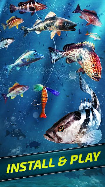 Extreme Sport Fishing: 3D Game Terbaru