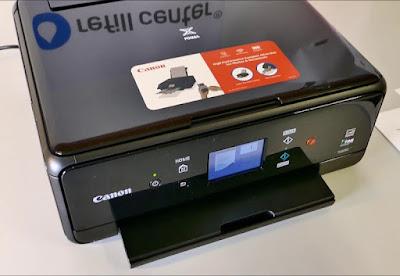 Download Canon Pixma TS6050 Driver Printer