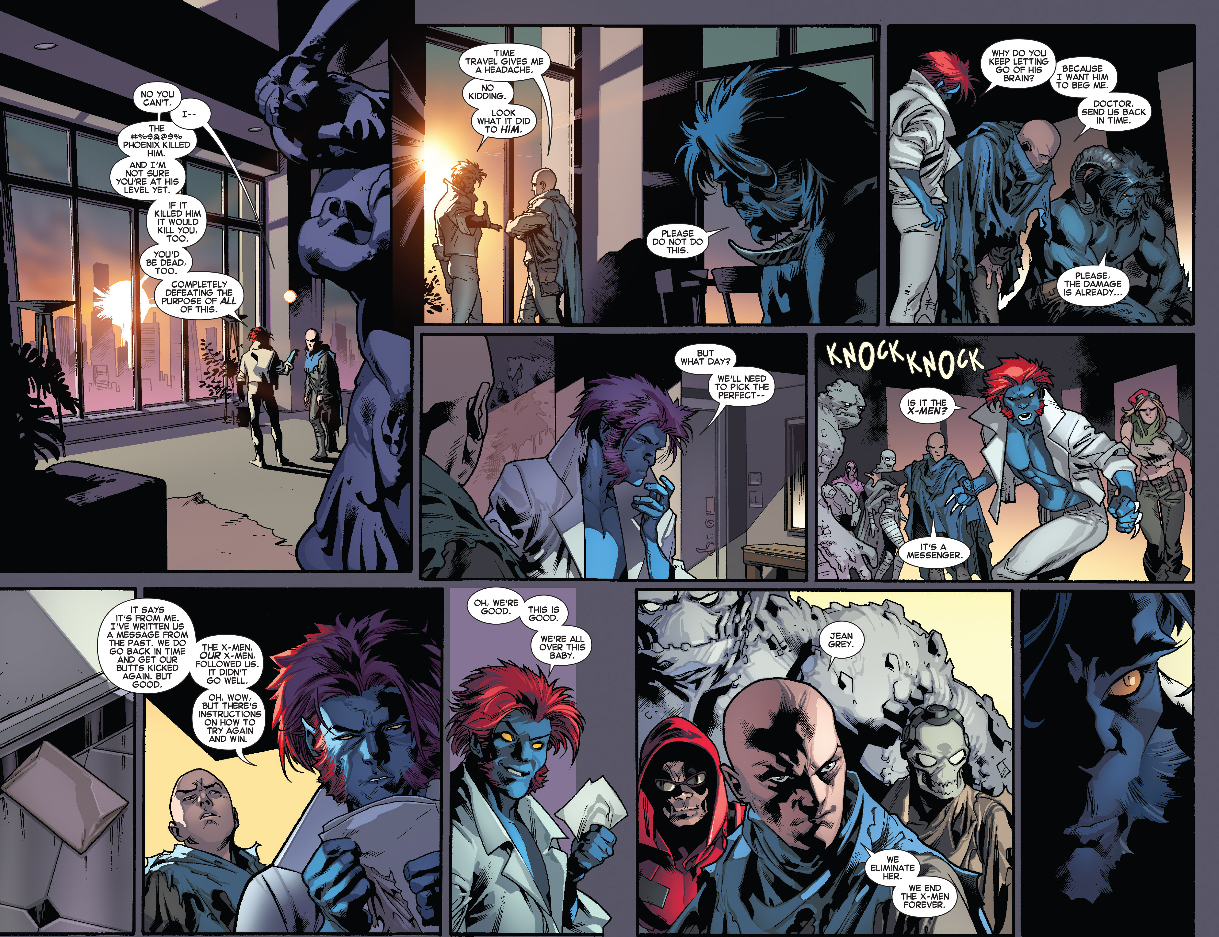 Read online All-New X-Men (2013) comic -  Issue #28 - 15