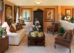 Traditional Style Living Rooms