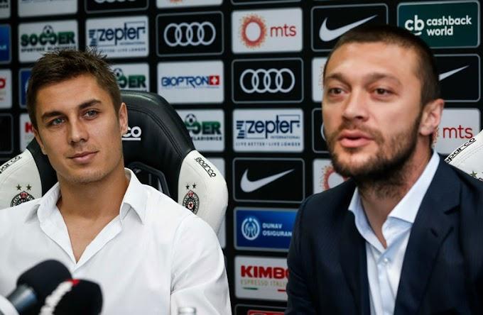 Stiglo prvo letnje pojačanje. Partizan ima novu devetku! (FOTO)