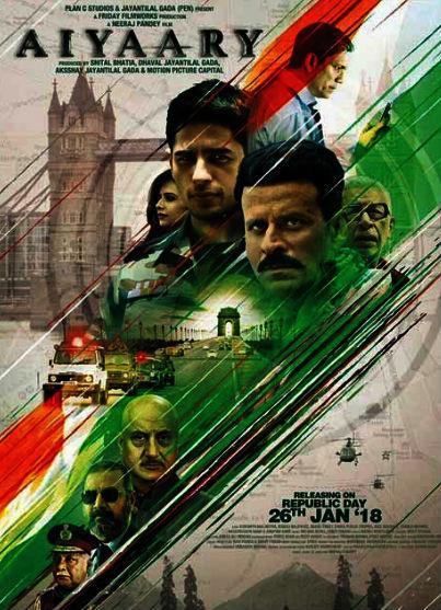 download Aiyaary full movie hd