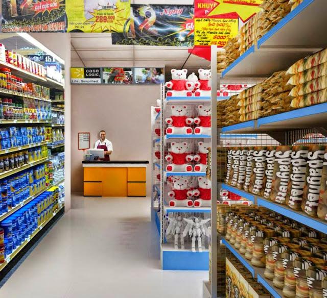 Kệ để hàng siêu thị cần có những tiêu chí nào?
