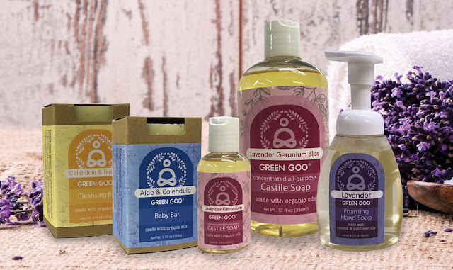 Green Goo Soaps
