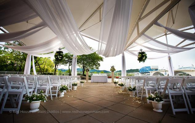 Tennessee Aquarium Wedding Venues