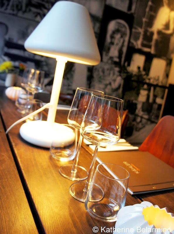 Kähler Spisesalon Arahus Restaurant Denmark