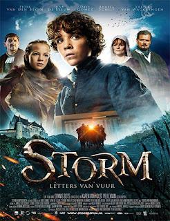Storm  Letters van Vuur 2018