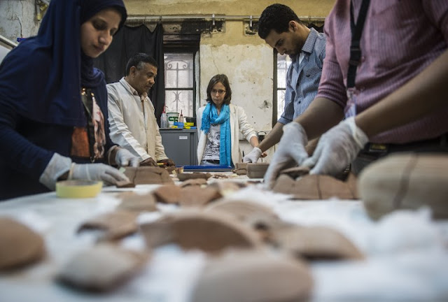 Egyptologists go high tech to unlock ancient mysteries