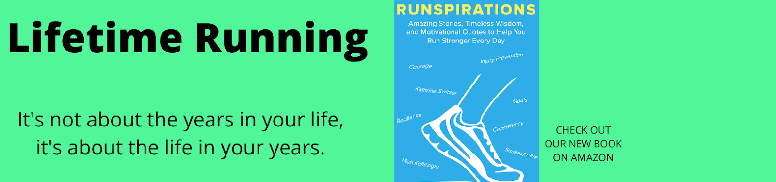 Lifetime Running