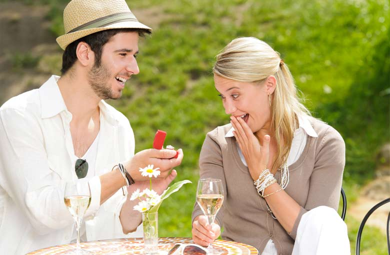 What To Say To A Marriage Proposal Lovetoknow