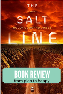 Hey fans of post-apocalyptic fiction, this one's for you! I am constantly amazed by the ability of authors to think of new ways that the world will end and Holly Goddard Jones' The Salt Line is no exception.