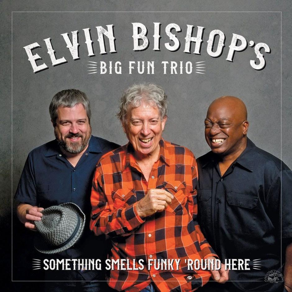 Professor Johnny P's Juke Joint: Elvin Bishop's Big Fun Trio