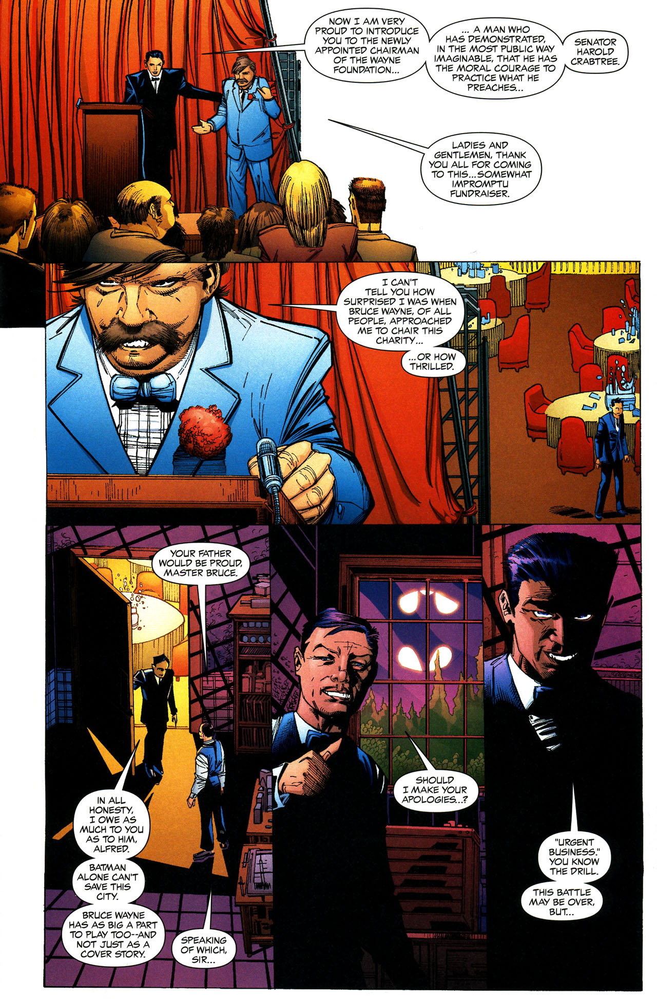 Batman Confidential Issue #6 #6 - English 22
